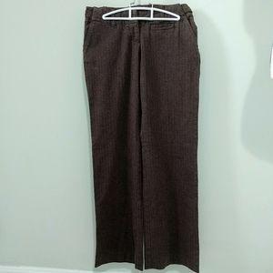 H&M brown pants sz 6